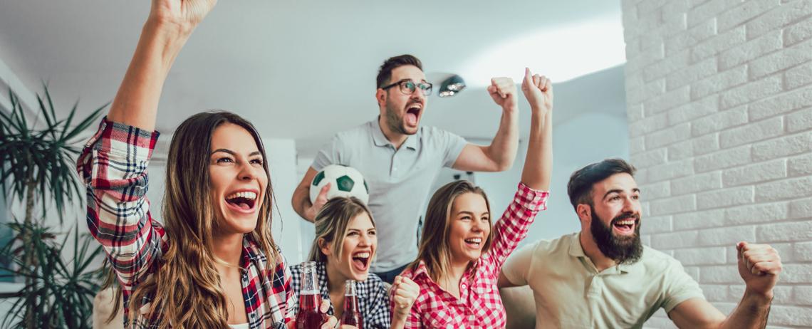 Cambio de hábitos en 64 partidos: Los efectos colaterales del mundial de fútbol